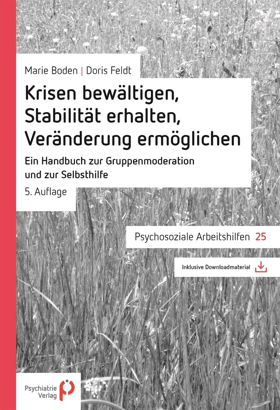 Abbildung von Boden / Feldt | Krisen bewältigen, Stabilität erhalten, Veränderung ermöglichen | 5. Auflage | 2015