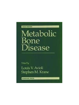 Abbildung von Avioli / Krane | Metabolic Bone Disease and Clinically Related Disorders | 3rd edition | 1997