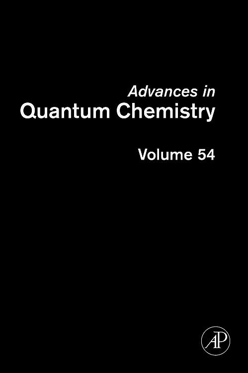 Abbildung von Advances in Quantum Chemistry | 2008