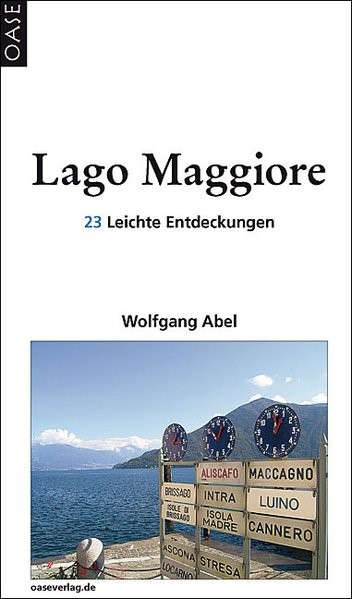 Lago Maggiore | Abel | 6. Auflage 2012, 2012 | Buch (Cover)