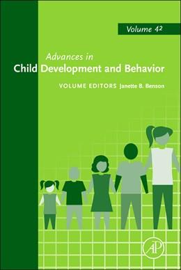 Abbildung von Advances in Child Development and Behavior | 2012