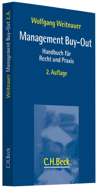 Management Buy-Out | Weitnauer | 2. Auflage, 2013 | Buch (Cover)