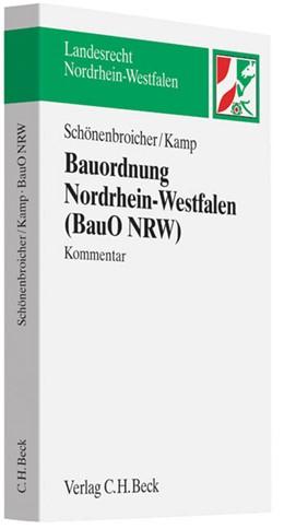 Abbildung von Schönenbroicher / Kamp | Bauordnung Nordrhein-Westfalen (BauO NRW) | 2012