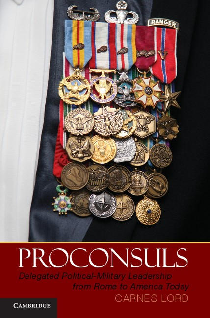 Abbildung von Lord   Proconsuls   2012