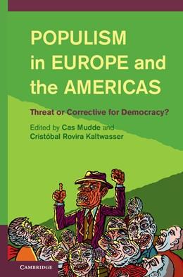 Abbildung von Mudde / Rovira Kaltwasser   Populism in Europe and the Americas   2012   Threat or Corrective for Democ...