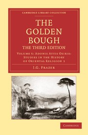 Abbildung von Frazer | The Golden Bough | 2012