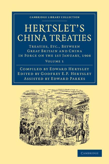 Abbildung von Hertslet | Hertslet's China Treaties | 2012