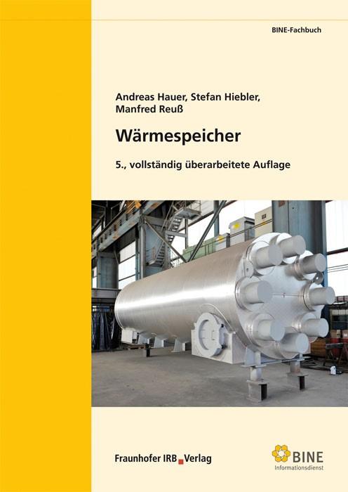 Abbildung von Hauer /  / Hiebler | Wärmespeicher | 2013