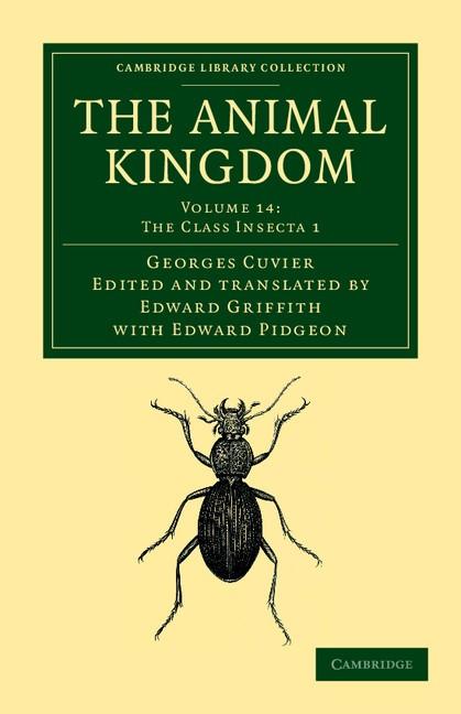 Abbildung von Cuvier / Pidgeon   The Animal Kingdom   2012