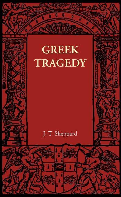Abbildung von Sheppard | Greek Tragedy | 2012