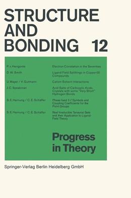Abbildung von Herigonte / Smith / Mayer   Progress in Theory   1972   12
