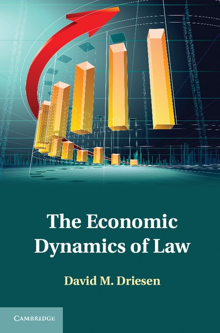 Abbildung von Driesen | The Economic Dynamics of Law | 2012