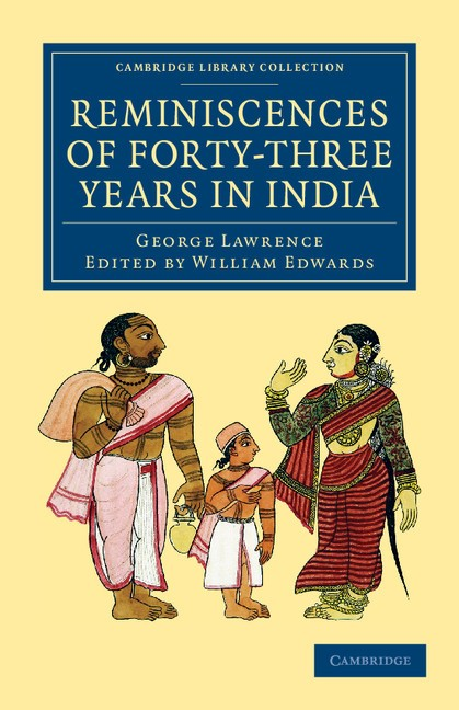 Abbildung von Lawrence / Edwards | Reminiscences of Forty-Three Years in India | 2012
