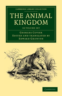 Abbildung von Cuvier | The Animal Kingdom 16 Volume Set | 2012 | Arranged in Conformity with it...