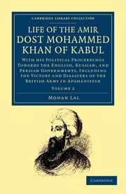 Abbildung von Lal | Life of the Amir Dost Mohammed Khan of Kabul | 2012