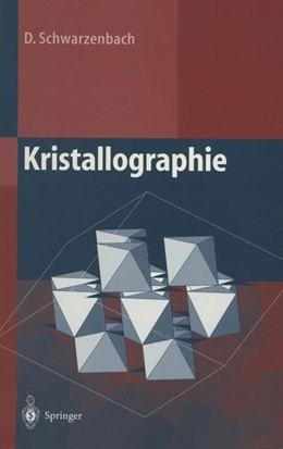 Abbildung von Schwarzenbach | Kristallographie | 2000