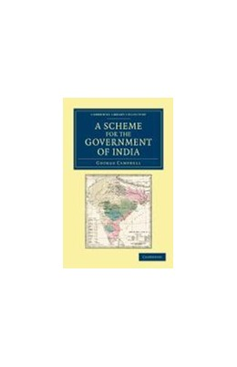 Abbildung von Campbell | A Scheme for the Government of India | 2012
