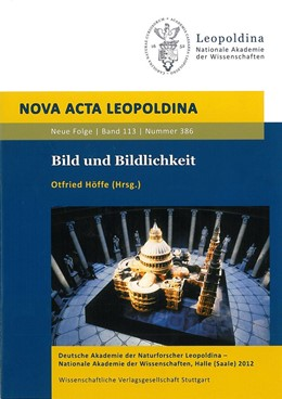 Abbildung von Höffe | Bild und Bildlichkeit | 2012 | 113.386