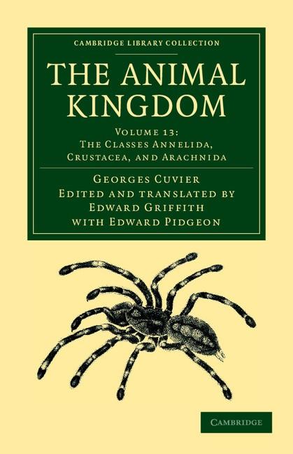 Abbildung von Cuvier / Pidgeon | The Animal Kingdom | 2012