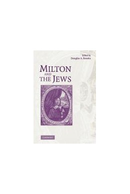 Abbildung von Brooks | Milton and the Jews | 2012