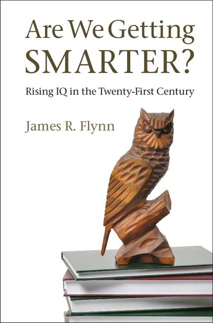 Abbildung von Flynn | Are We Getting Smarter? | 2012