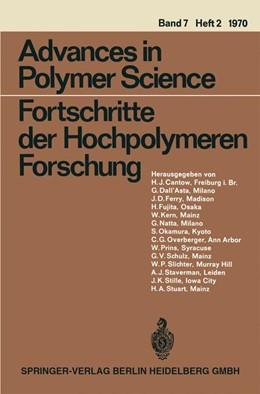 Abbildung von Wunderlich / Baur | Heat Capacities of Linear High Polymers | 1970 | 7/2