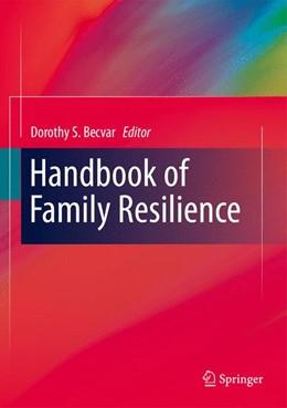 Abbildung von Becvar | Handbook of Family Resilience | 2012