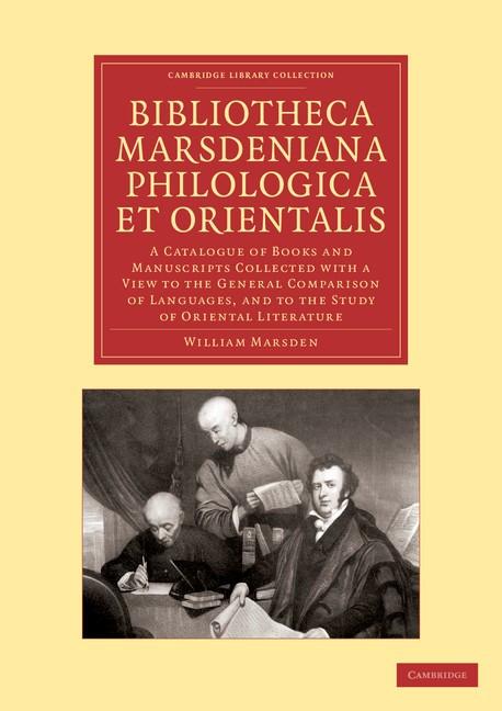Abbildung von Marsden | Bibliotheca marsdeniana philologica et orientalis | 2012