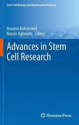 Abbildung von Baharvand / Aghdami | Advances in Stem Cell Research | 2012