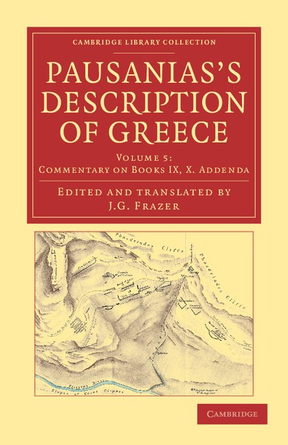 Abbildung von Pausanias's Description of Greece | 2012