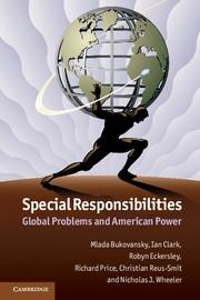 Abbildung von Bukovansky / Clark / Eckersley | Special Responsibilities | 2012