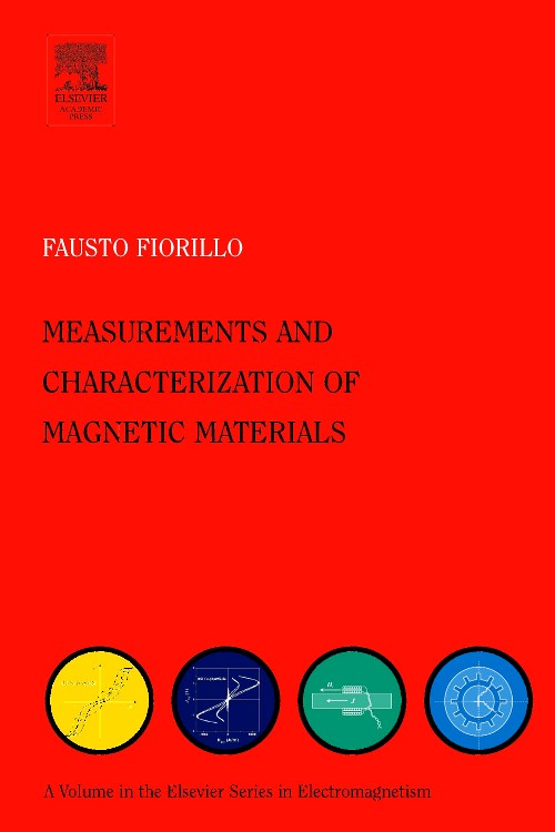 Abbildung von Fiorillo | Characterization and Measurement of Magnetic Materials | 2004