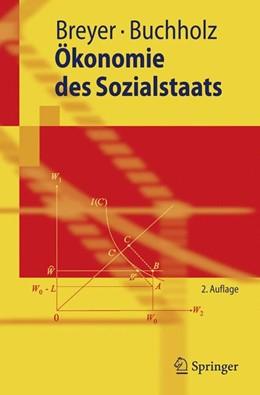 Abbildung von Breyer / Buchholz | Ökonomie des Sozialstaats | 2008