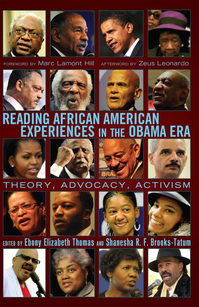Abbildung von Brooks-Tatum / Thomas | Reading African American Experiences in the Obama Era | 2012
