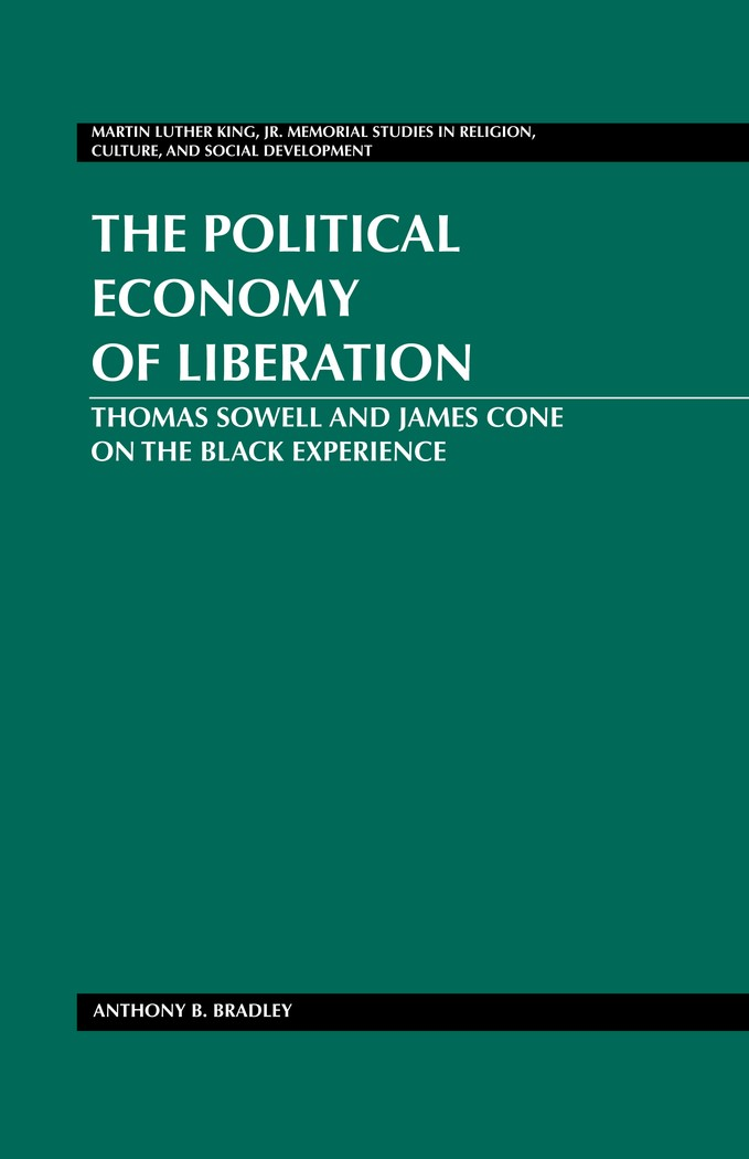 The Political Economy of Liberation | Bradley, 2012 | Buch (Cover)