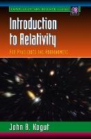 Abbildung von Kogut | Introduction to Relativity | 2001
