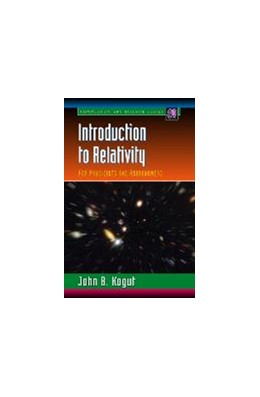 Abbildung von Kogut | Introduction to Relativity | 2001 | For Physicists and Astronomers