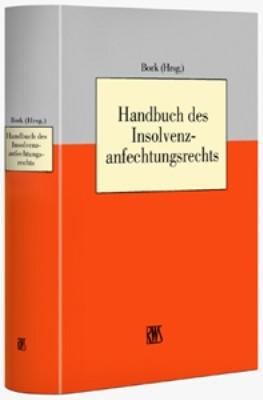 Handbuch des Insolvenzanfechtungsrechts | Bork, 2006 | Buch (Cover)