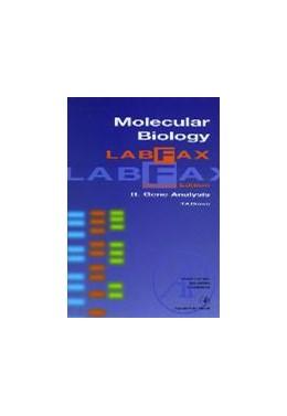 Abbildung von Brown | Molecular Biology LabFax | 2nd edition | 1998 | Gene Analysis | 2