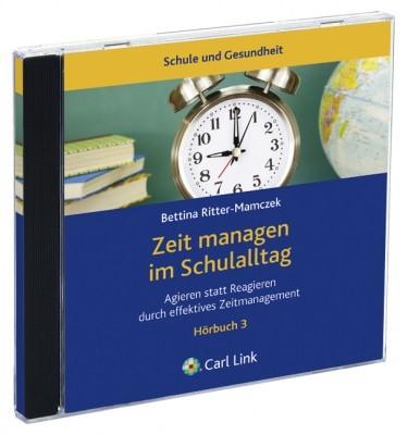 Abbildung von Ritter-Mamczek   Zeit managen im Schulalltag   2011