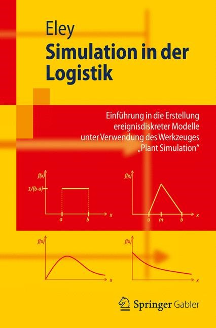 Abbildung von Eley   Simulation in der Logistik   1. Auflage 2012   2012