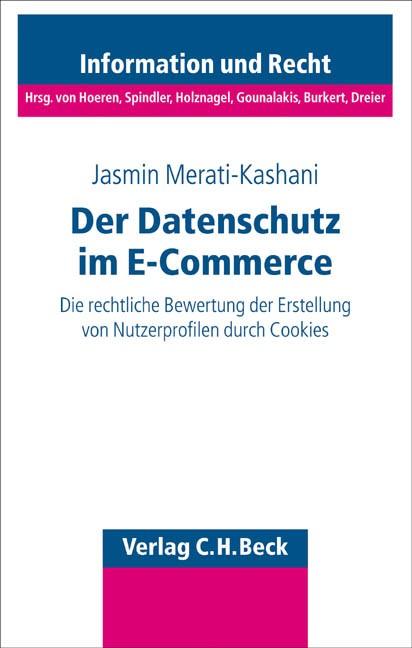 Abbildung von Merati-Kashani | Der Datenschutz im E-Commerce | 2005
