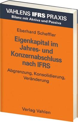 Abbildung von Scheffler | Eigenkapital im Jahres- und Konzernabschluss nach IFRS | 2006