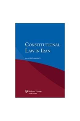 Abbildung von Mohammadi | Constitutional Law in Iran | 2012