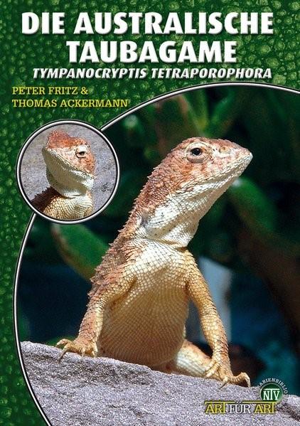 Die australische Taubagame | Ackermann / Fritz, 2012 | Buch (Cover)