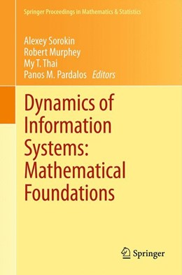 Abbildung von Sorokin / Murphey / Thai / Pardalos | Dynamics of Information Systems: Mathematical Foundations | 2012 | 20