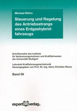 Abbildung von Böhm | Steuerung und Regelung des Antriebsstrangs eines Erdgashybridfahrzeugs | 2012