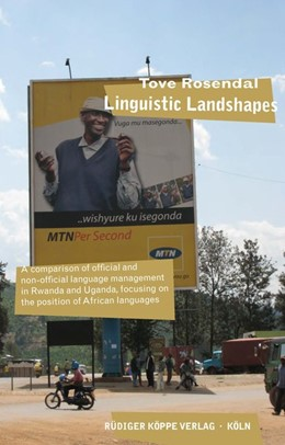 Abbildung von Rosendal | Linguistic Landshapes | | A Comparison of Official and N...