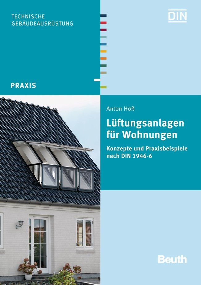 Abbildung von Höß /  | Lüftungsanlagen für Wohnungen | 2013