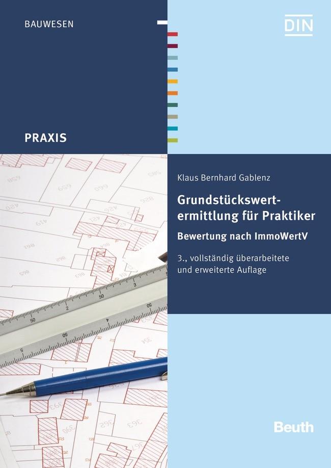 Grundstückswertermittlung für Praktiker   Gablenz   Buch (Cover)